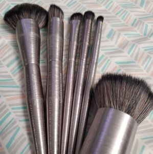 Beauty Profeccional Silver Brushes